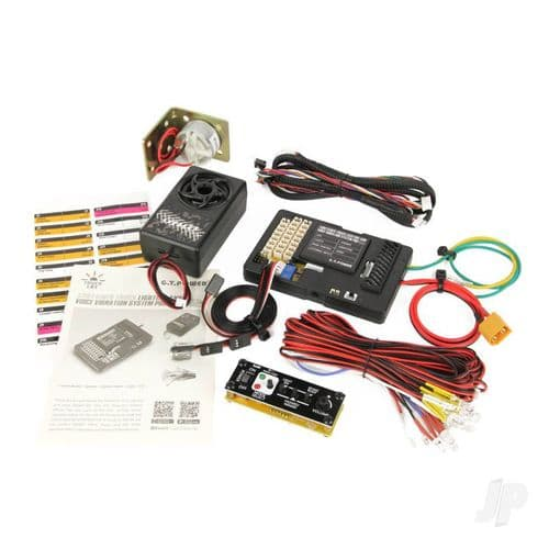 GTPower Container Truck Light and Sound Vibration System GTP0164