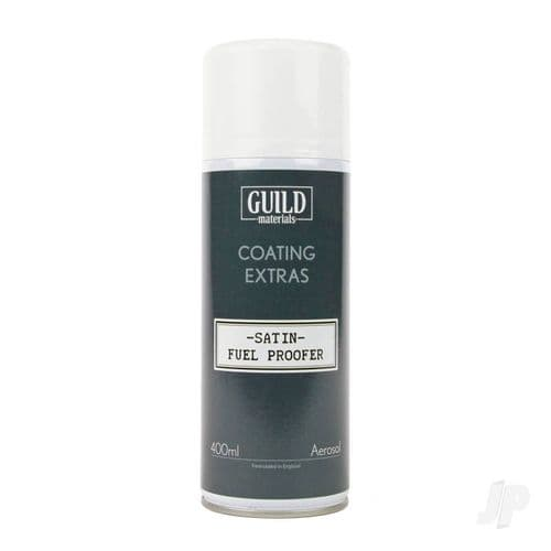 Guild Materials Satin Fuelproofer (400ml Aerosol) GLDCEX1310400
