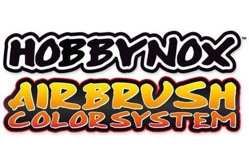 Hobbynox Airbrush & Paint