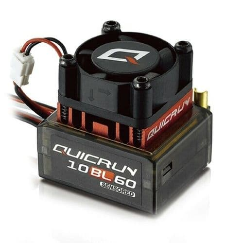 Hobbywing Quickrun  WP-10BL60 Speed Controller HW30105060004