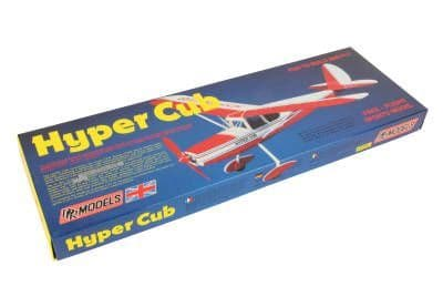 Hyper Cub (Rubber Powered)