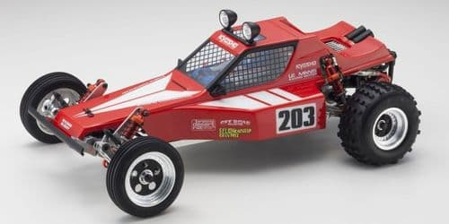 "Kyosho Tomahawk 1/10th Kit ""Legendary Series"" K.30615"