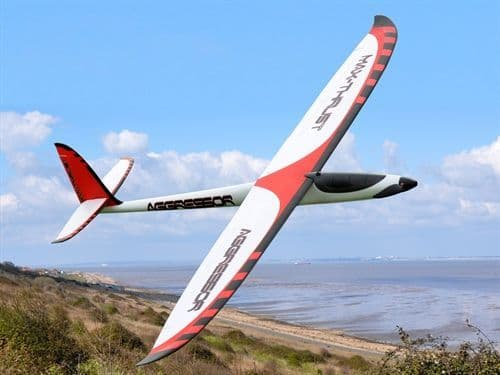 Max Thrust Aggressor  Sport Glider PNP 1-MT-AGGRESSOR-SPORT