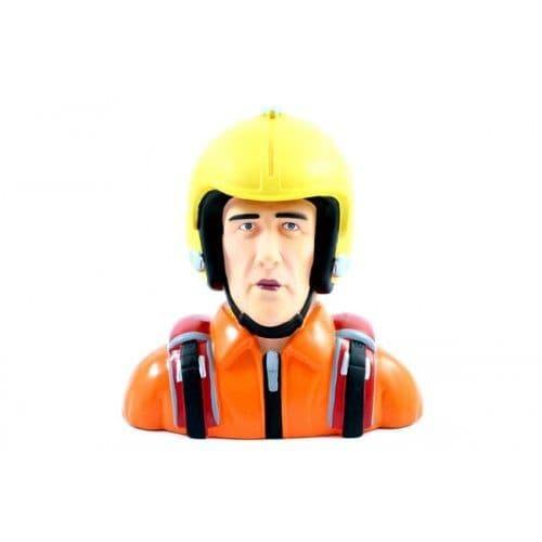 Miracle Helmet 1/3rd Pilot - Red