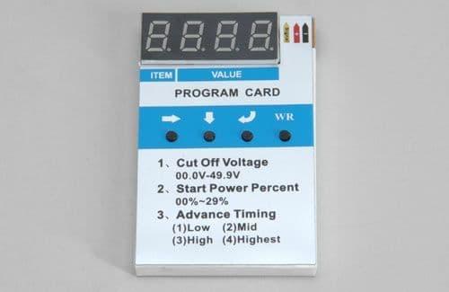 Programming Cards/USB Interface