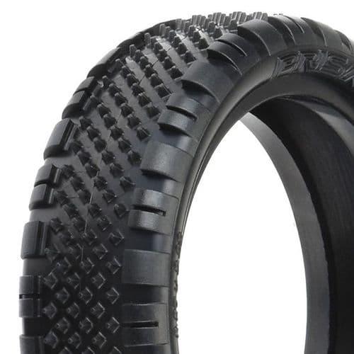 "Proline 'Prism' 2.2"" 2Wd Z4 (Soft Carpet) Front Tyres PL8278-104"