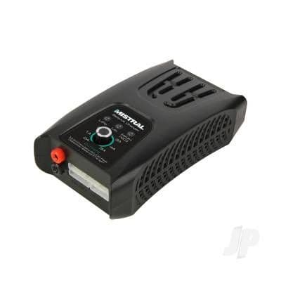Radient Mistral LED LiPo-NiMH 5A Charger (UK) RDNA0465