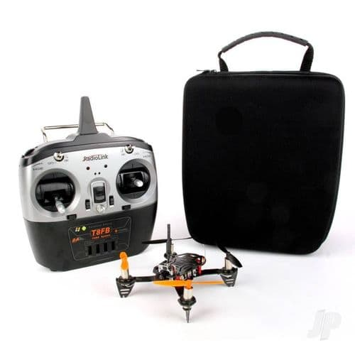 RadioLink F110S Mini Racing Quadcopter Combo Including Camera, VTx and T8FB Transmitter RLKV011001