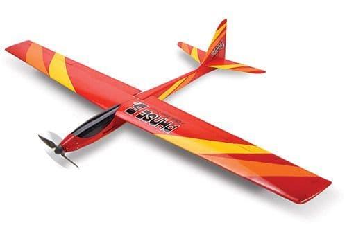Ripmax Phase5-E ARTF - EP Sport Glider A-CF011