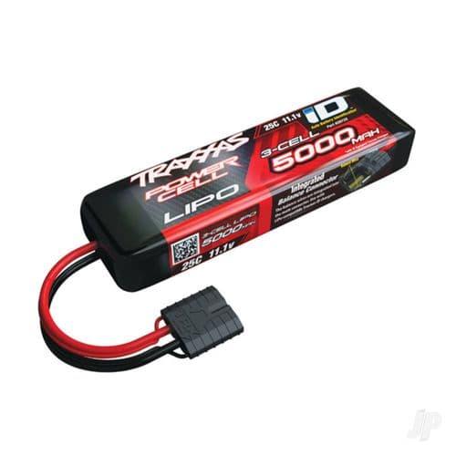 Traxxas 5000mAh 11.1V 3S 25C LiPo ID Battery TRX2872X